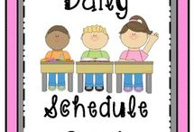 daily scheduel