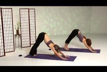 yoga / by Lorena Chvz