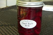 Pickling Beets