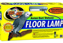 Bird Supplies / Keep your feathered friend happy with Zoo Med Avian Supplies / by Zoo Med Laboratories