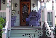 Victorian porches I like