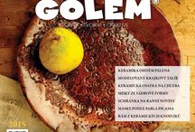 GOLEM 01/2015 / První číslo ročníku 2015