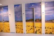 Interieur MMC / Máxima Medisch Centrum, ziekenhuis in Eindhoven en Veldhoven. Het MMC bouwt, hier foto's van ons interieur! #ziekenhuis #hospital