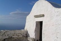 Churches Santorini