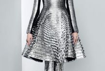 REF - Retrofuture styles / Futuristic clothing styles