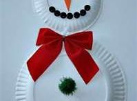 Winter Crafts / Great winter themed crafts for kids