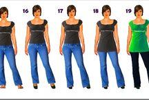 Dressing a Petite Curvy body / How to dress my petite curvy body shape.