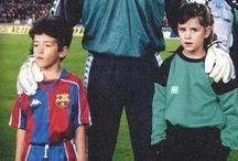 Barça's players