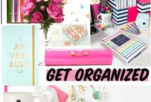 Calm the Chaos / #organization #chaos #storage #homedecor / by Leah Frederic