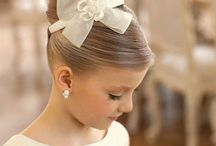 wedding hairstyles for babies girls