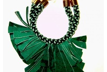 green with envy / by Christina Richardson