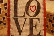 Burlap Love