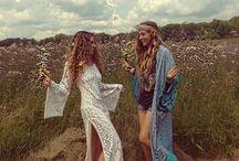 dress: boho vibes