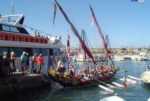 Stella Maris / processione in mare da Camogli a Punta Chiappa (edizione del 6 agosto 2006)