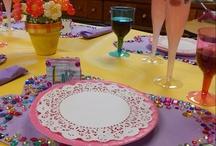Fancy Nancy Tea Party