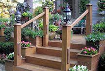 udendørs trapper