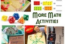 actividades matematicas