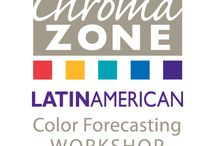 2014 Latin American Meeting / CMG's World Color Forecast incorporates global color forecasts from North America, Europe, Asia, and Latin America.  Annual meetings are held in these locations and the results are revealed at CMG's annual  International Summit.
