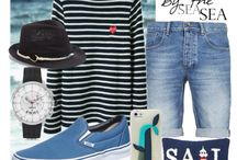 Guys Outfit Ideas For The Outdoors / Hey guys….for our latest style update the weather has gotten us thinking about romantic outdoor dates and trust us – a sunset walk, a picnic on the beach or taking to the water in a rowing boat with strawberries and Prosecco are the ultimate in old school romantic dates.