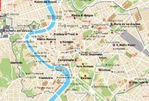 Mapas y guias de viaje