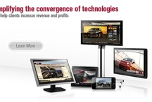 Digital Signage / by Wireless Ronin - Digital Media Solutions