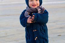 Toddler / Toddler, playing, beach, nature, joy <3