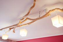 decoración lámparas y otros