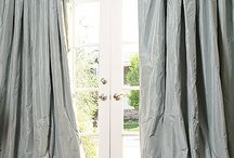Mulberry Silk Custom Drapes by DrapeStyle / Mulberry Silk is simply the finest, most exclusive Silk Taffeta you can purchase. Harvested from silkworms which are raised exclusively on Mulberry leaves. The resulting silk contains long, soft uniform strands that are woven into the softest most luxurious silk available. Order samples and compare our Mulberry Silk to any other in the market. You simply will not find a finer quality silk at better pricing than right here at DrapeStyle. / by DrapeStyle