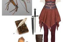 Roupas e acessórios medievais