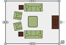 living room furniture setups