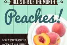August all-star: Peaches