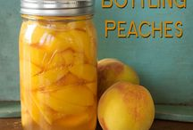 canning & preserving / by Tori Wyckoff