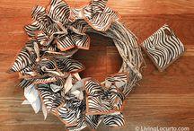 wreaths / by Tonya Richardson