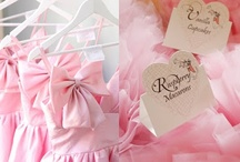 Pink Wedding Ideas / Pretty pink #wedding style ideas from #accessories, jewellery to reception ideas. / by Aye Do Wedding Accessories & Gifts