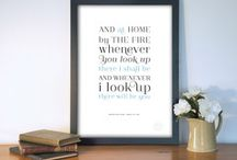 P&H Romantic prints