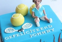 tennis cakes