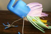 Kid's crafts