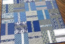 Sports theme quilted throw