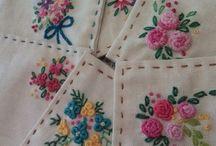 servilletas bordado