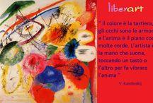 Arte e citazioni / Liberart online.net