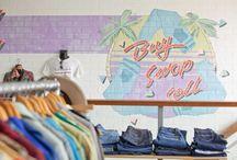 SWOP CLOTHING EXCHANGE / Vintage clothing, Vintage fashion, Vintage store, recycled clothing, clothing exchange,