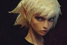 Elf • Hill • Female