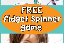 Fidget Spinner Games