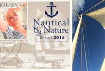 Nautical By Nature: Resort 2015 / The classic nautical look gets a new twist just in time for the '15 Resort season. With BeadMaster's adorable acrylic and metal charms and beads to match you can't help but be swept away by this enduring trend. Don't miss the boat- take a look!
