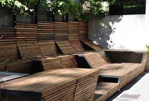 Outdoor Arch / Public Architecture, Outdoor Spaces, Public baths