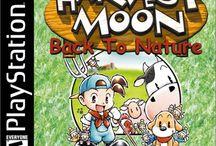 Harvest Moon / semua di dalam adalah gambar yang berhubungan dengan harvest moon