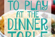Family: Dinner table