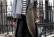 Autumn / winter outfit ideas