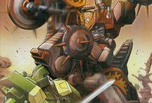 Transformers Miniseries RI Variants