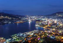 夜景 (Night view)
